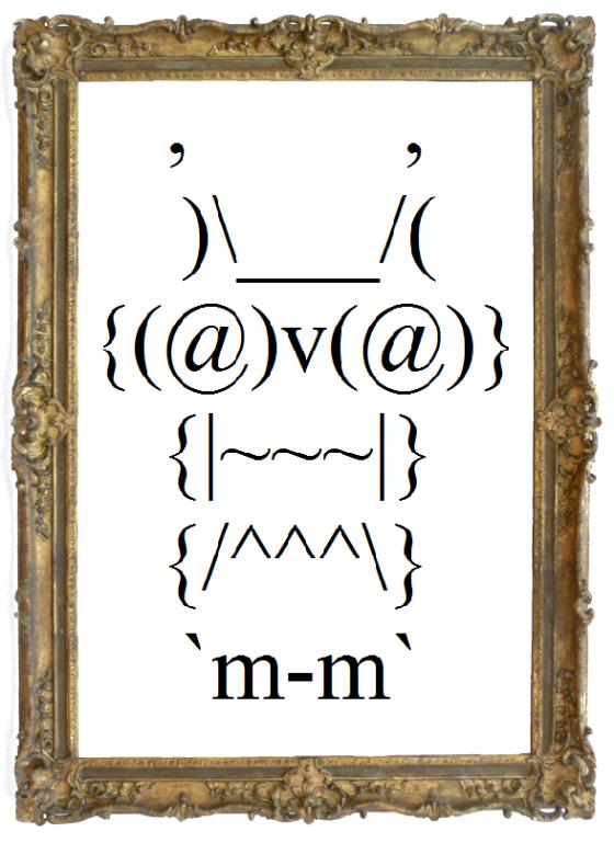 Empty-frame