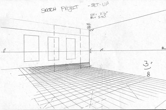 SketchProjectSetUp